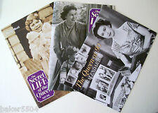 (DAILY) MAIL ON SUNDAY SECRET LIFE OF THE QUEEN 1 & 2 & SOUVENIR CALENDAR 2016