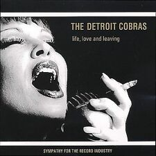 Detroit Cobras, Life, Love and Leaving Audio CD