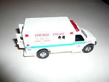Code 3, chicago police bomb squad inhabituel tirez moteur d'états