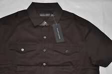 NWT M's Ralph Lauren Black Label, Cotton Jersey Polo. Sz M. $275.Made In Italy.