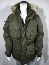 NWT $695 RALPH LAUREN RLX AC Ranger/Military Down Parka Army Green size XL