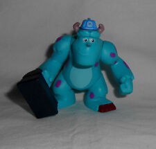 """Spinmaster Disney's Monsters Inc. JAMES P. SULLIVAN (SULLY) 2.5"""" Action Figure"""