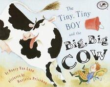 The Tiny, Tiny Boy and the Big, Big Cow (Umbrella Book)