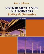 Vector Mechanics for Engineers: Statics and Dynamics-ExLibrary