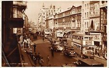 BR69678 london the stand car double decker bus uk judges 721 real photo