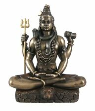 3.25 Inch Small Shiva Sculpture Statue Hindu Deity Hinduism God Decor