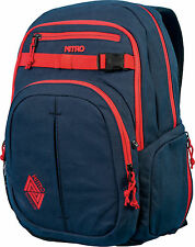 A Nitro Chase 35 Litre Back Pack Ruck Sack Midnight 878014