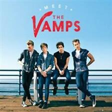 The Vamps - Meet The Vamps NEW CD