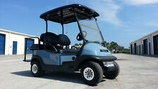 2014/2017 Club Car New Batts 4 Pass NEV Legal Lights Hi Spd Precedent Golf Cart