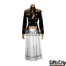 Hetalia: Axis Powers Japan Honda Kiku Reversion Female Clothes Cosplay Costume