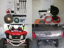 TS LED Turn Signal Kit + Horn Arctic Cat Wildcat, Honda Pioneer, John Deer Gator