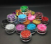 100g Glitter Holographic Iridescent Wine Glass Nail Art Craft