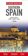 Insight Travel Maps: Southern Spain, GeoGraphic, Good Condition Book, ISBN 98125