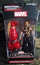 NIB Marvel Valkyrie Action Figure BAF Hulkbuster Collector B12
