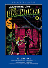 Adventures into the Unknown #1 HC