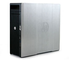 Workstation HP z620 Xeon e5 1620 3.6ghz 32gb 1tb + 4gb NVIDIA QUADRO k4200 CAD