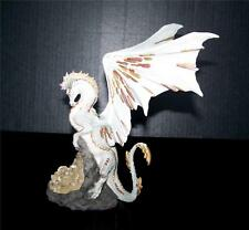 """DAY"" RARE LIMITED EDITION ~ WHITE DRAGON ~ ANDREW BILL ~ VERBUM MAGUS"