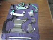 2001 01 V-Star 650 mounts and misc. parts