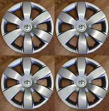 "Set of 4 16"" Hubcaps Wheelcovers for Toyota"
