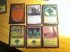 6 CARD MAGIC THE GATHERING DECKMASTER 2002