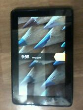 Amazon Kindle Fire 8GB, Wi-Fi, 7in - Black