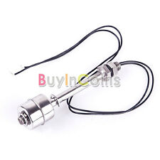 Stainless Steel Tank Pool Liquid Water Level Sensor Horizontal Float Switch SACA
