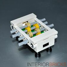 LEGO Furniture: Foosball Table - Custom Set w/ Parts & Instructions   [game,lot]