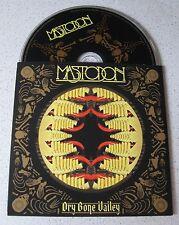 MASTODON - Dry Bone Valley *MaxiCD* 2-Track LIMITED Tool Isis