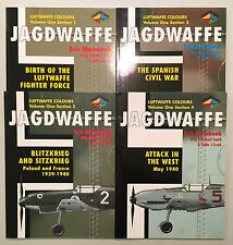 Jagdwaffe / Luftwaffe Colours Volume 1, Sections 1-4 Mombeek (1999 Softcover)
