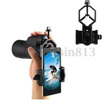 Universal Cell Phone Adapter Mount Stand Binocular Microscope Spotting Telescope