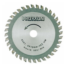 TCT Blade for Proxxon FET Table Saw 702068 28732 AUTUMN OFFER