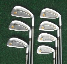 Rare Honma New-LB 280 2 Stars Irons 4 Thru 9 & 11  & SW Japan