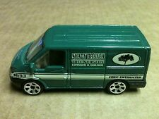 "2006 MATCHBOX FORD TRANSIT VAN DIE CAST 3"" LONG 1:69"