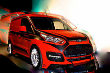 Ford Transit Connect M-Sport 115PS Rally Pack Special Edition