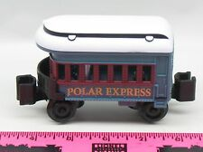 Lionel new The Polar Express Little Lines passenger observation car Imagineering