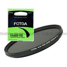 FOTGA 46mm Variabler Graufilter Vario ND Fader Filter Verstellbar ND2 to ND400