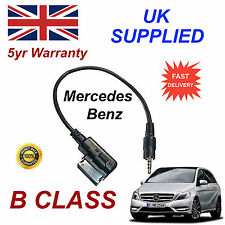 Mercedes Benz B CLASS A0018279204 3.5mm jack MP3 iPod in car Cable replacement