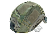 Military Amry Tactical Paintball Airsoft Maritime Helmet Cover Multicam MC
