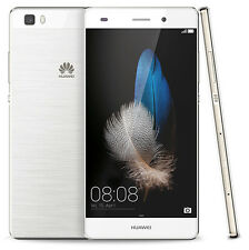 Brand New Huawei Ascend P8 Lite - 16GB - White (Unlocked) 4G - Smartphone