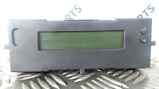 Renault Laguna II PH2 2005-2007 Radio Digital Clock Display 8200290542