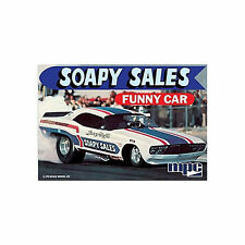 ROUND 2, LLC MPC 1/25 Soapy Sales Challenger Funny Car, MPC831