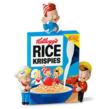 Hallmark Ornament 2016 Snap, Crackle and Pop - Rice Krispies - #QXI3151