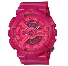 Casio G-Shock * GMAS110CC-4 S Series Gloss Pink Watch Women COD PayPal MOM17