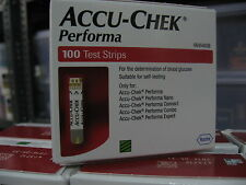 Accu-Chek Performa 800 Test Strips Longest Expiry Made in USA FREE SHIPPING