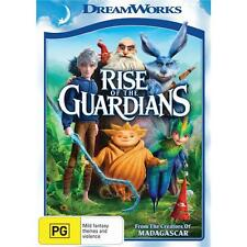 RISE OF THE GUARDIANS : NEW DVD