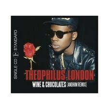 THEOPHILUS LONDON - WINE & CHOCOLATES (2TRACK)  CD SINGLE  DISCO/DANCE  NEU