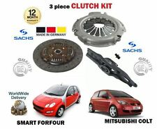 FOR MITSUBISHI COLT SMART FORFOUR FOR FOUR 1.3 1.5 2004-> NEW 3 PIECE CLUTCH KIT