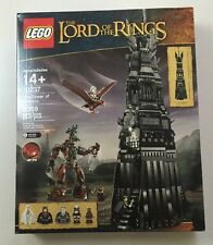 LEGO Lord of the Rings The Tower of Orthanc 10237 New Sealed FREE US Shipping