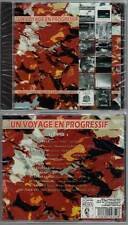 "UN VOYAGE EN PROGRESSIF ""Volume 4"" (CD) Fugu,Tempus Fugit,Pageant... 2000"