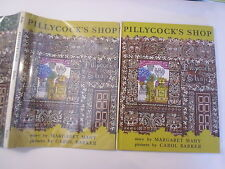Pillycock's Shop, Margaret Mahy, Carol Barker, DJ, 1969, Franklin Watts